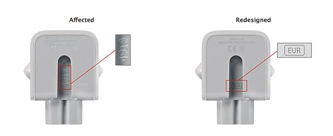 Apple-wall-plugs