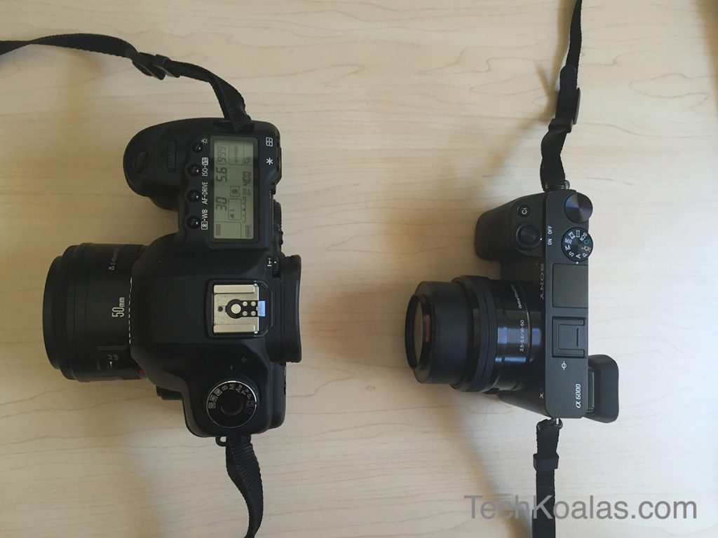 Sony-mirrorless-camera-A6000-and-Canon-5D-Mark-II-side-by-side-3