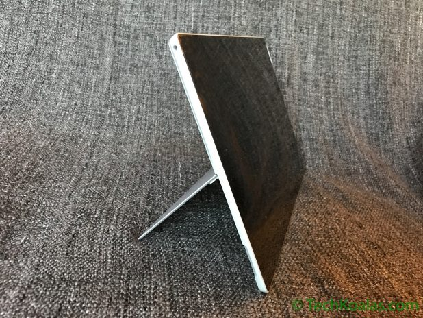Figure 8. Left-side view of the new Microsoft Surface Pro.