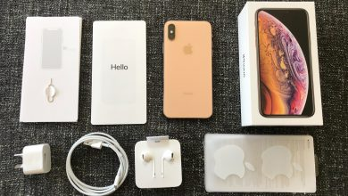 Photo of iPhone Xs Gold 512 GB Unboxing – What's in the Box