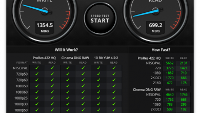 Blackmagic disk speed test Archives | TechKoala com